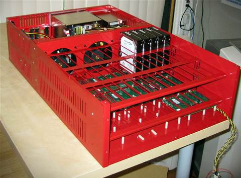 Want a petabyte for under US$120,000?
