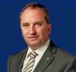 "Barnaby: Aussies promised broadband ""Maserati"""