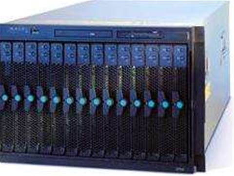 Blade server sales show resilience