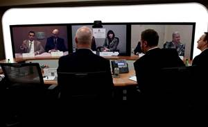 Sheraton gets Australia's first public telepresence room