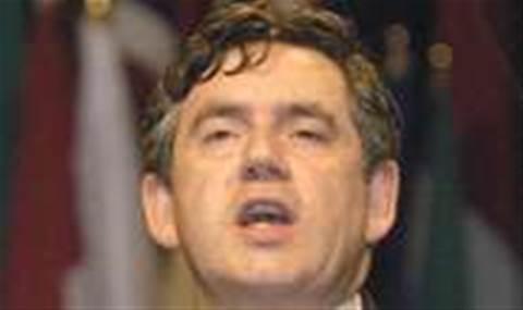 Gordon Brown announces new UK security push