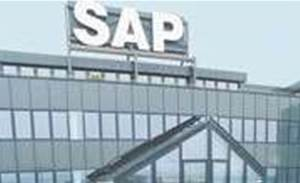 SAP revenue down 10 percent, but profit up