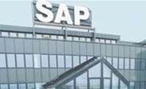 SAP revenue down 10 percent, but profit up