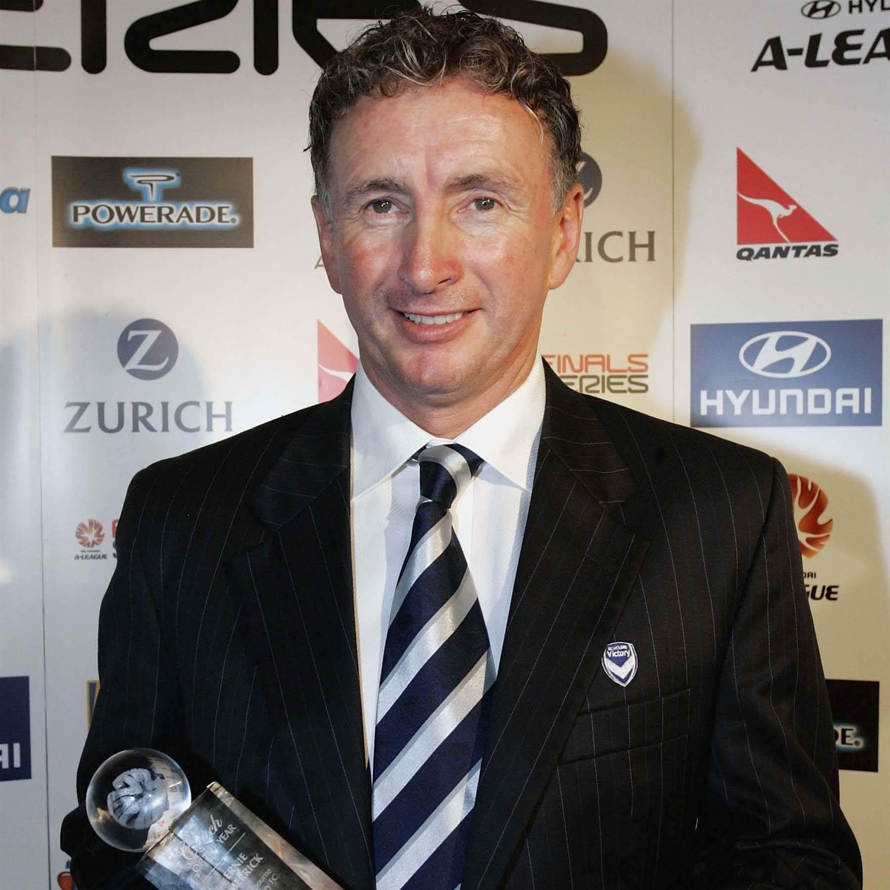 Merrick Receives Top Honour