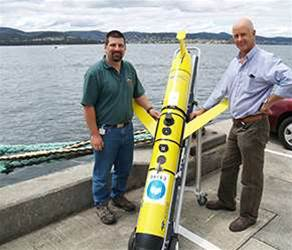 CSIRO deploys robotic glider for QLD flood research