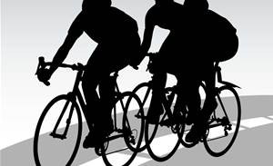 Cyclist accused of hacking French laboratory