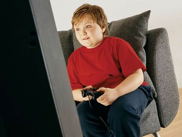 Video gaming linked to childhood obesity