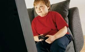Texting keeps kids slim