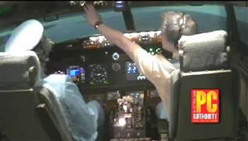Flight Tech: Simulator gives you control of 100% accurate Boeing 737. See the video