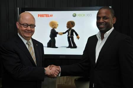 Foxtel via your Xbox: Australian gamers to get pay IPTV