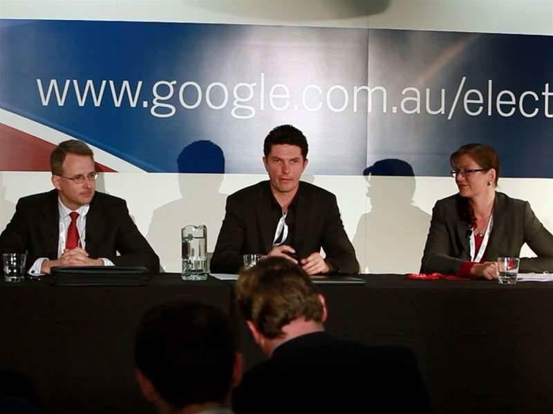 Google hosts election debate