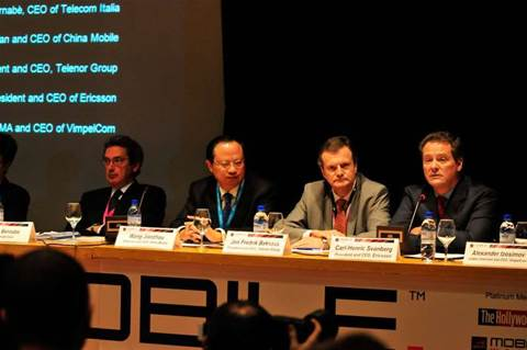 MWC: Mobile industry begs for more spectrum