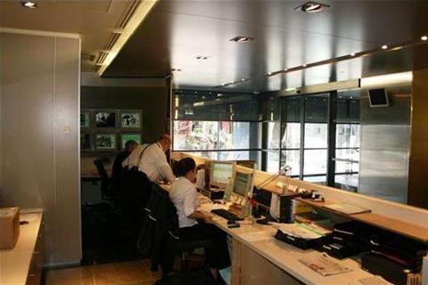 Inside the Global Switch Sydney data centre