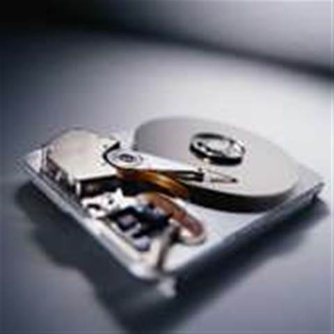 Few second-hand hard disks wiped