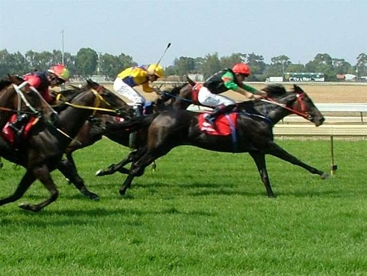 Rosehill racecourse data centres on the inside track