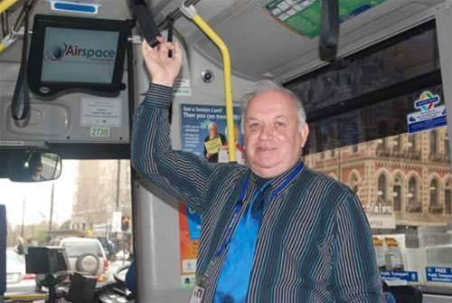Adelaide gets an internet-enabled bus