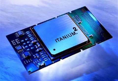 Microsoft backs out of Itanium