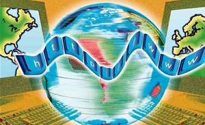 Quarter of the planet to be online by 2012