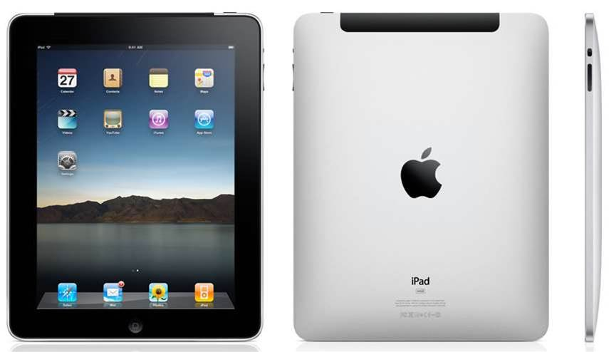 iPad owners a 'selfish elite'