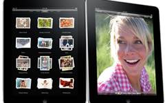 Apple puts iPads on trucks to shops, customers