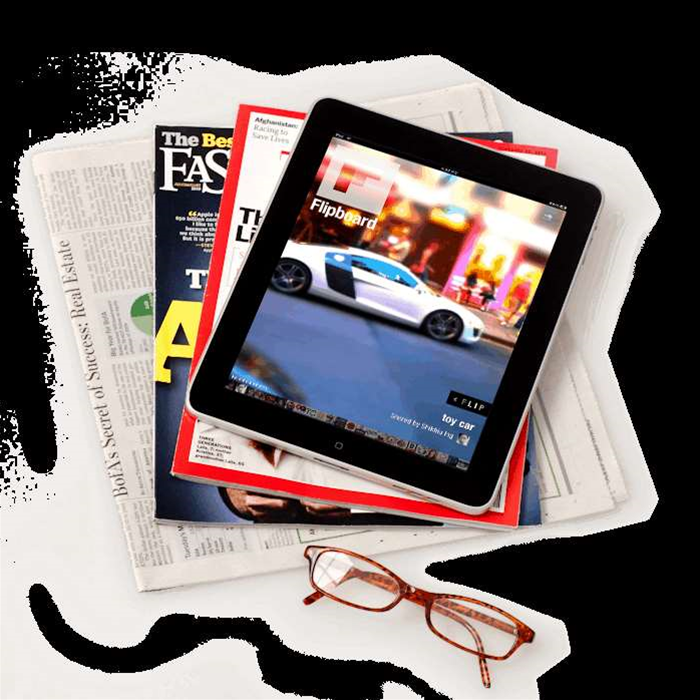 Flipboard servers flop on iPad app hype