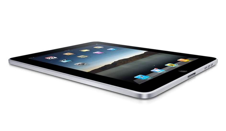 iPad hardware weighs in at $280