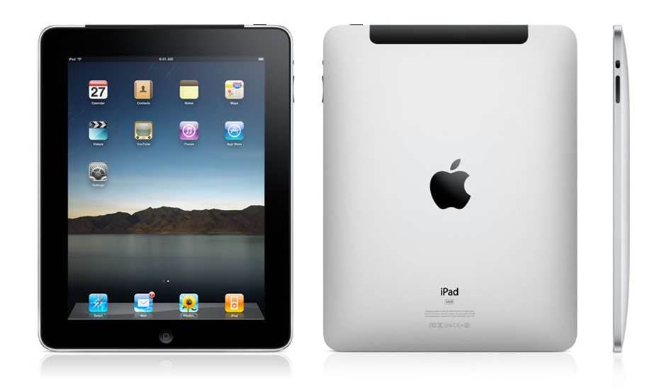 Apple's iPad - where's our fast user switching?