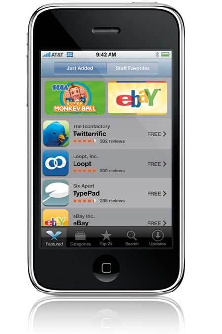 iTunes App Store hits 1.5bn download mark