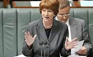 Gillard promises ministerial changes