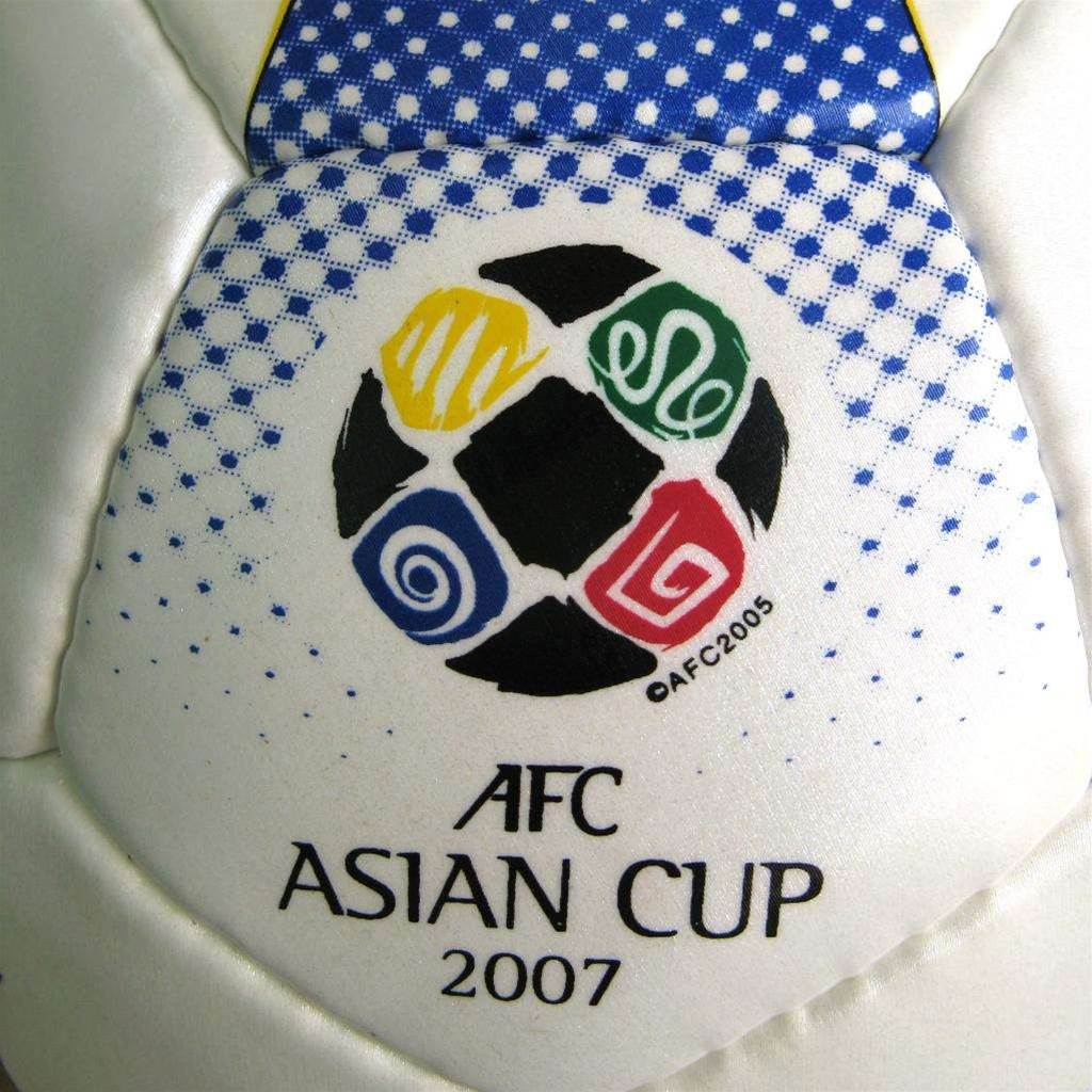Exclusive Pictures: Asian Cup Match Ball