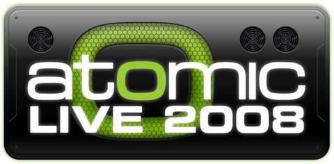 Atomic LIVE - Official photos