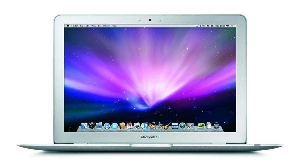 MacBook Air hacked in two minutes