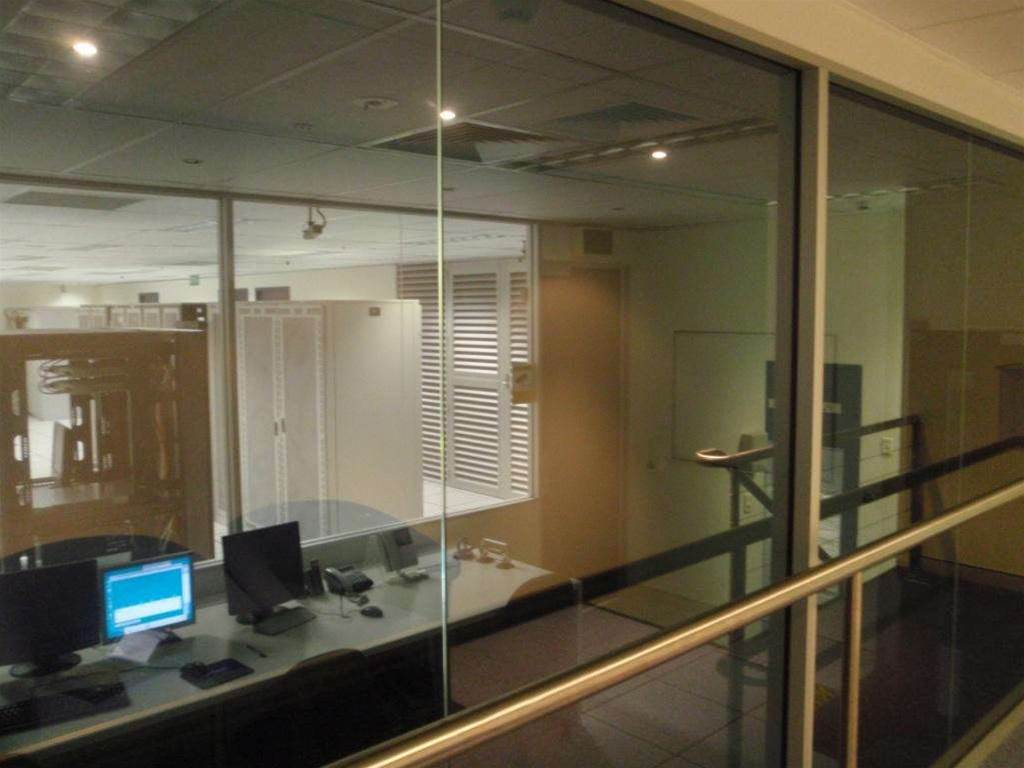 Inside the manageNET ASIO T4 data centre