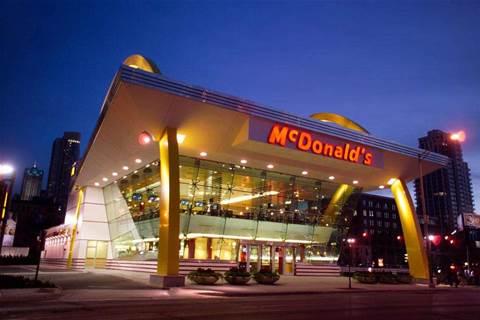CeBIT09: McDonalds' free wifi users soak up seating