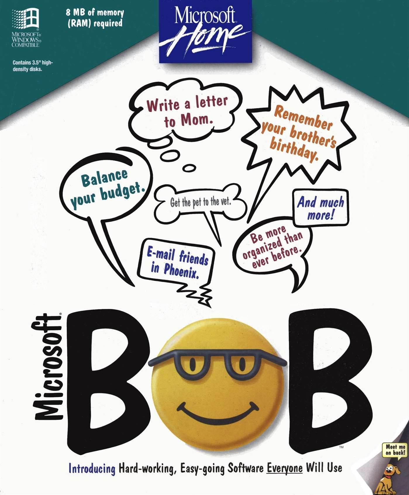 Vintage Tech: Looking back at Microsoft Bob