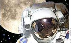 Astronaut runs Boston marathon in space