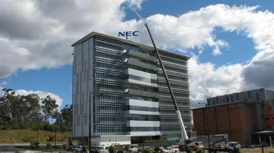 NEC Australia shuts professional services division