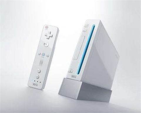 Nintendo Wii users plug into news