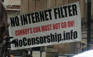 National net filter protest pushed back