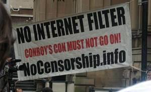 National net filter protest pushed back