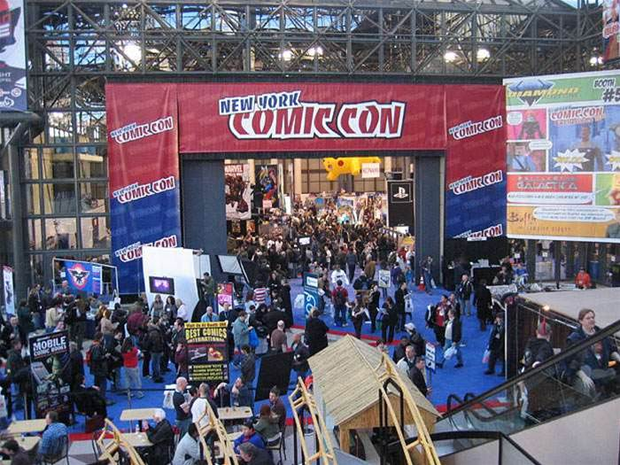 New York Comic Con gaming round-up