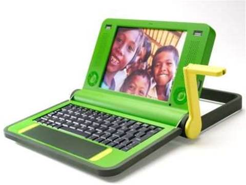 First OLPC computers leave factory
