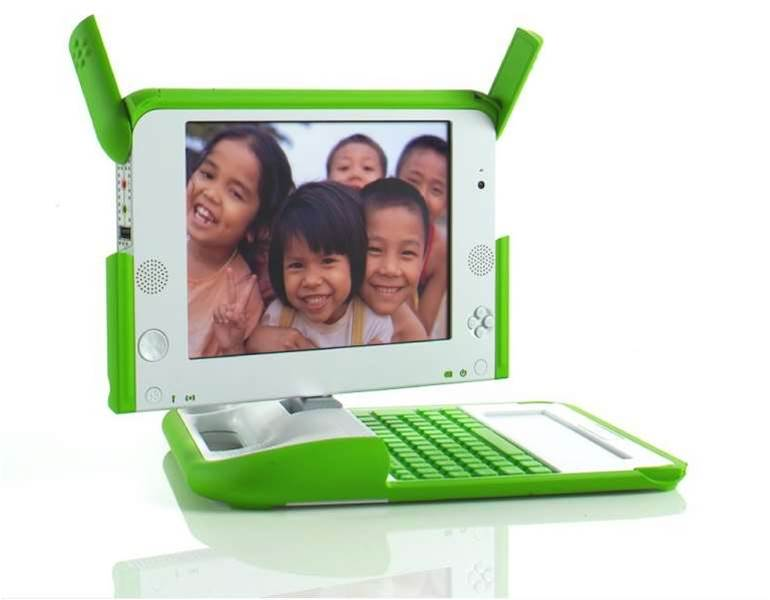 OLPC to ship with Windows XP