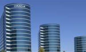 Oracle sales fall five per cent
