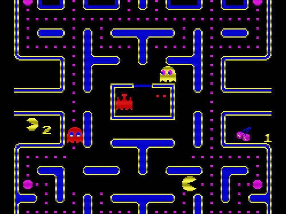Pac-Man reveals human response to threats