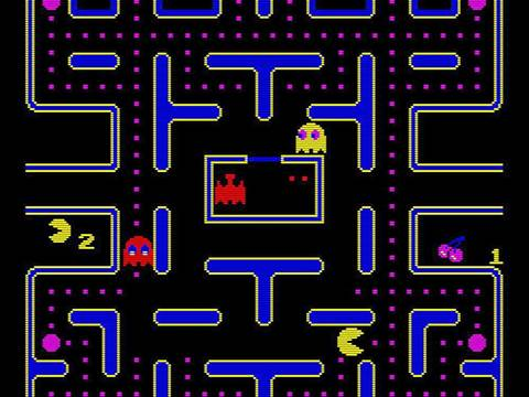Pac-Man reveals human response to threats