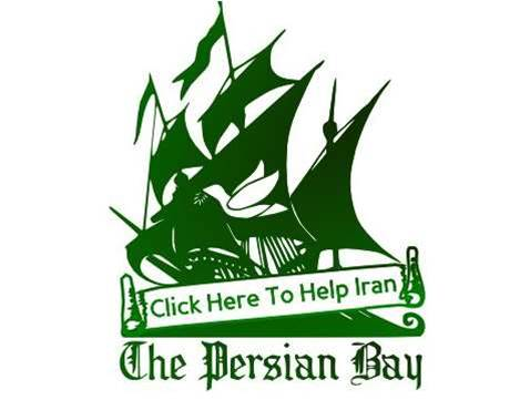From translators to BitTorrent: The Internet turns green for Iran