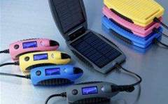 Simms to distribute solar powered chargers used by the military