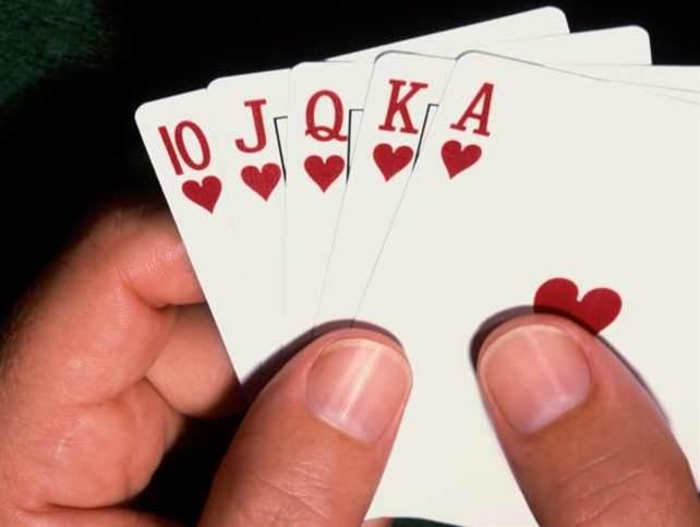 Poker program battles humans in Vegas