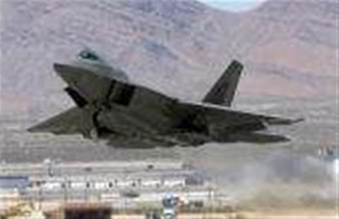 Stealth fighters hit by software crash